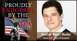 Justice Brett Busby