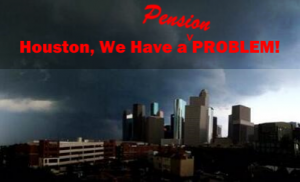 Houston, We Have a Pension Problem!